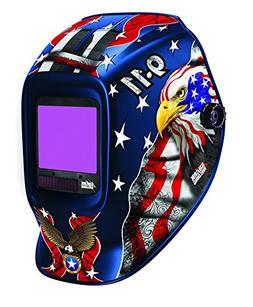 Shark 14253 Patriotic 9-11 Helmet with 820S Expert Professio