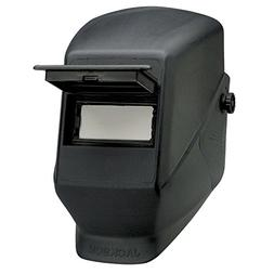 JACKSON SAFETY W10 HSL 2  Passive Welding Helmet Black with