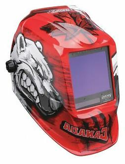 LINCOLN ELECTRIC 3350 Series, Auto-Darkening Welding Helmet,