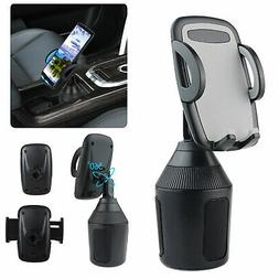 360 degree adjustable car cup holder stand