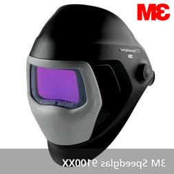 3M Speedglas Welding Helmet 9100 with Extra-Large Auto-Darke