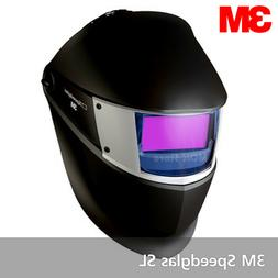3M Speedglas Welding Helmet SL with Auto-Darkening Filter We