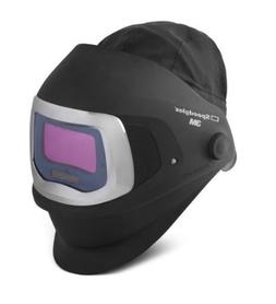 3M Speedglas Welding Helmet 9100 FX with SideWindows and Lar