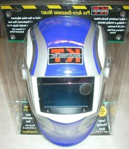 KT Industries 4-1072 Auto Darkening Welding Helmet Variable