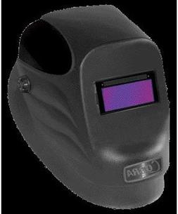 "Radnor 64005100 24S-Welding Helmet with 2"" x 4 1/4"" Fixed Sh"