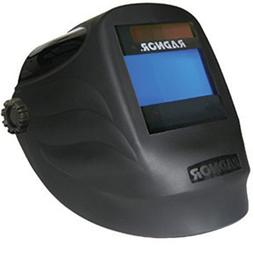 Radnor 64005215 RDX60 Black Welding Helmet with 5 1/4'' X 4