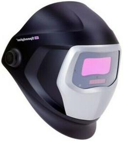3M SPEEDGLAS 9100X WELDING HELMET 06-0100-20SW w/ SIDE WINDO