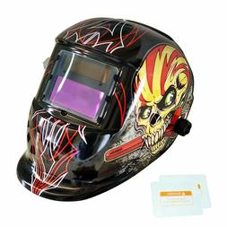 99Large View Area True Color Pro Solar Welder Mask Auto-dark