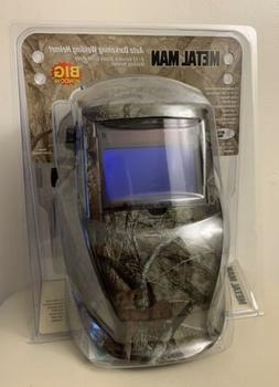 Metal Man ACM8735SGC BIG WINDOW Camo Variable Shade Weld Hel