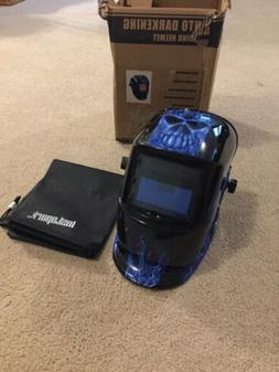 Instapark Adf Series Gx-500S Solar Powered Auto Darkening We
