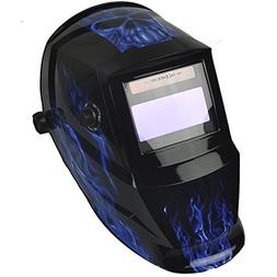 Instapark ADF Series GX600 Solar Powered Auto Darkening Weld