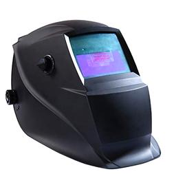 Auto Darkening Welding Helmet Wide Viewing Area for Tig Mig