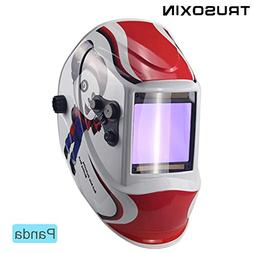 Best Quality - Welding Helmets - Out control Big view eara 4