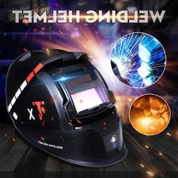 <font><b>Welding</b></font> Mask Solar Powers Auto <font><b>