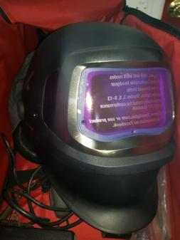 Fx9100 Welding Hood + kit with lithium battery and extras ne