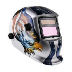 Hot Pro Auto Darkening Grinding Security Welding Helmet Safe