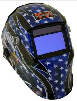 K T Industries Generation II Auto Darkening Welding Helmet