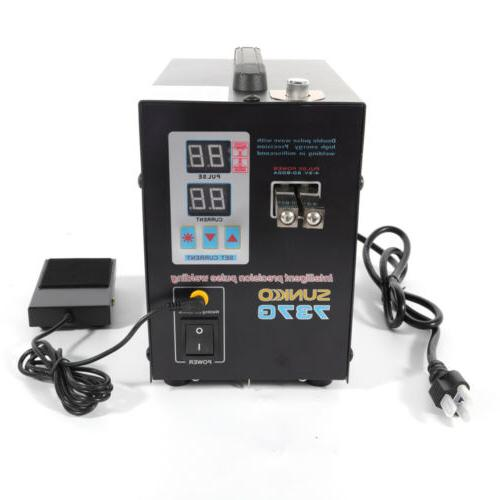 110V Spot Welder Battery Soldering Equipment