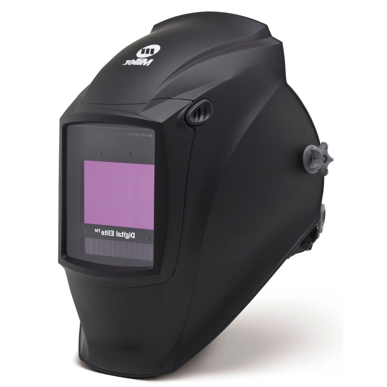 257213 elite black welding helmet