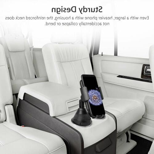 360 Degree Cup Holder Stand Mount For Universal