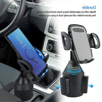 360 Adjustable Cup Stand Mount Cell Phone Universal