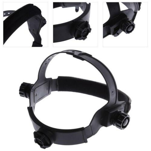 adjustable headband mask auto darkening welding helmet
