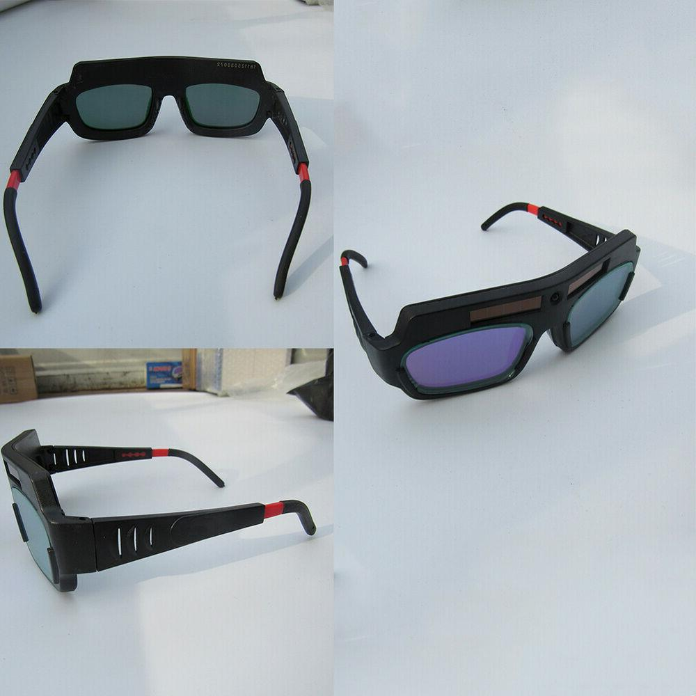 FA- Anti Solar Powered Goggles Safety
