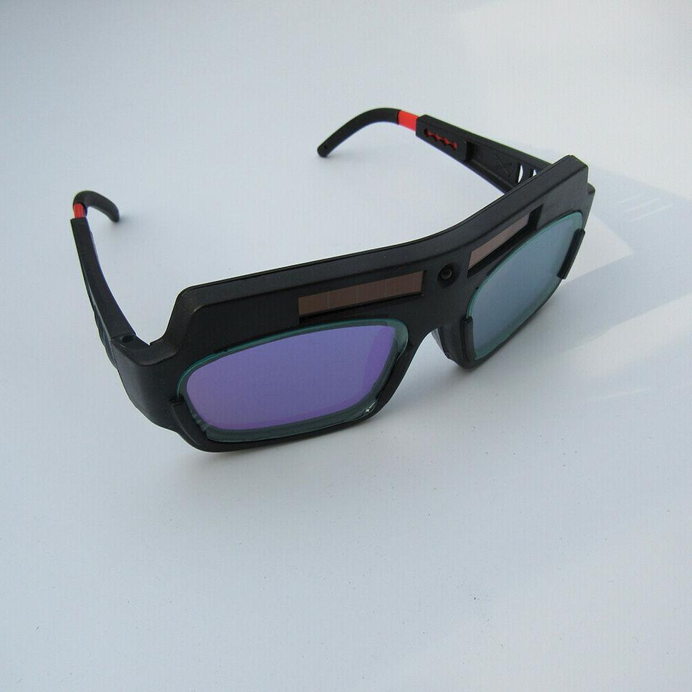 FA- UV Solar Powered Auto Darkening Goggles Safety