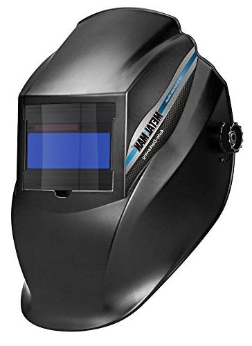 Auto Welding Features 9 Shade with Back Battery Power. Great MIG, TIG, Stick Shade