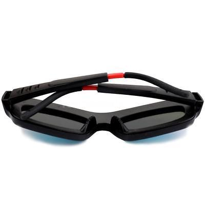 Black Welding Cutting Safety Goggles Auto