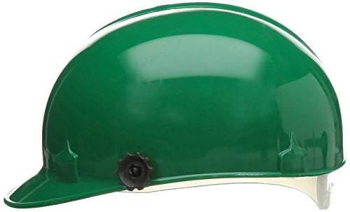 Jackson Safety C10 Bump Cap Shield Attachment, Hard for Brow Pad, Green, /