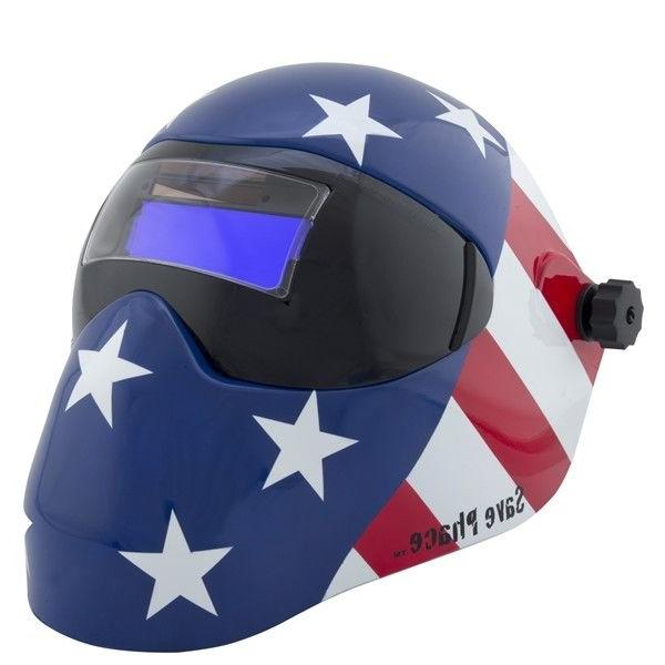 New Save Phace EFP-I Series Welding Helmet - Patriot - 180 4