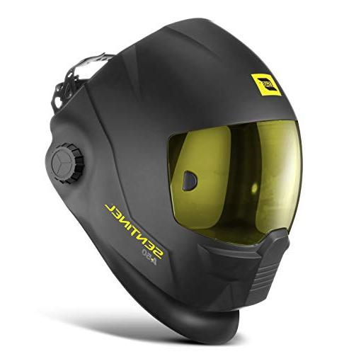 halo sentinel a50 automatic welding