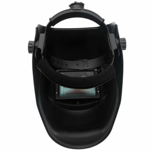 Upgraded Large Pro Mask Auto-darkening Helmet
