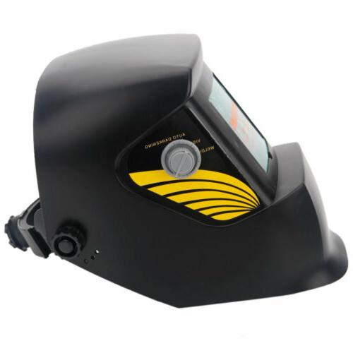 Large View Area Pro Solar Welder Mask Auto-darkening