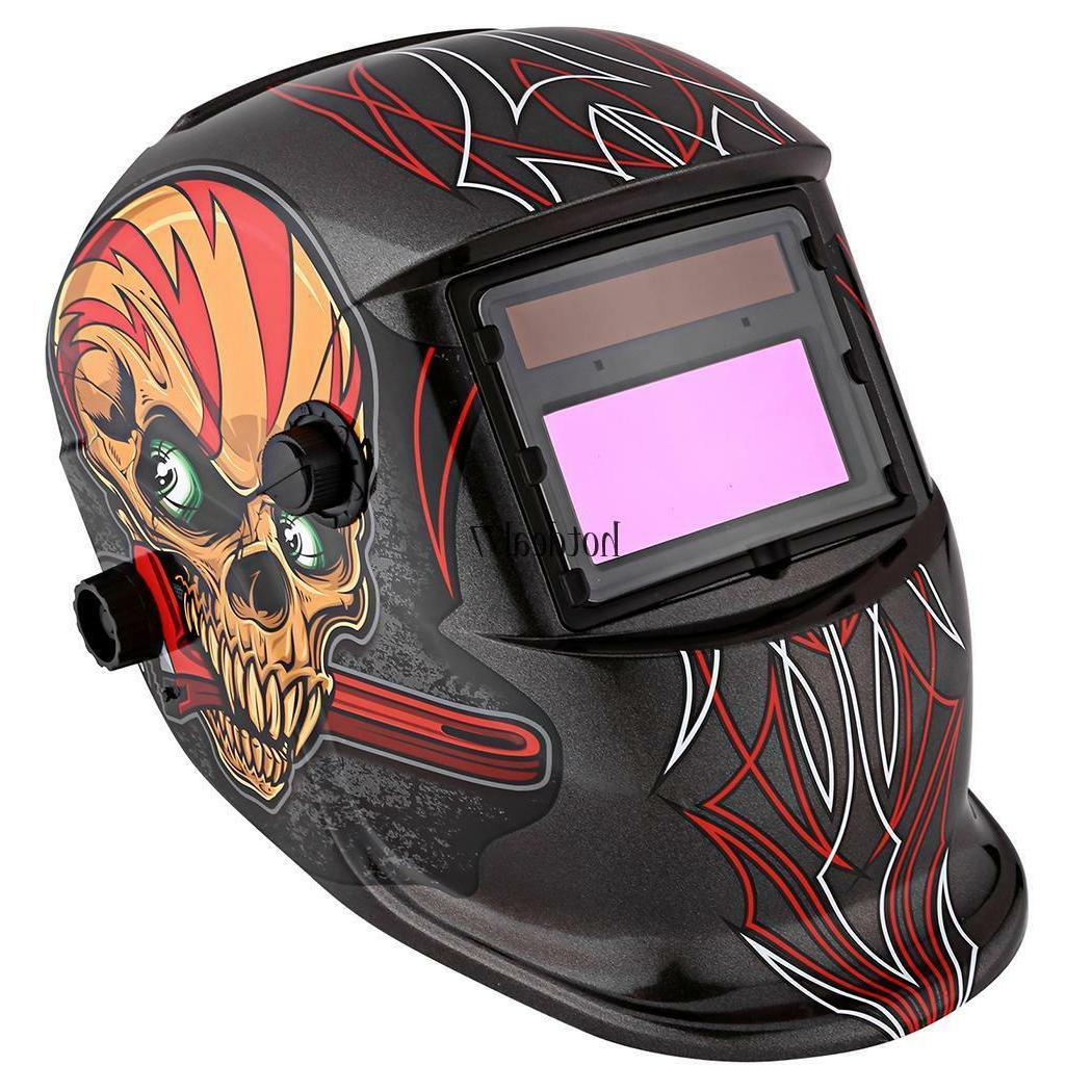 NEW 4 Area Mask Auto-darkening Welding Helmet