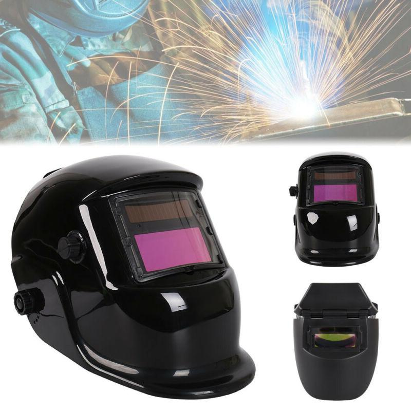 new adjustable auto darkening welding helmet mask