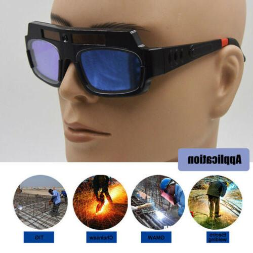 Safety Auto Darkening Welding Eyes Goggle Welder