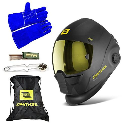 sentinel a50 automatic helmet