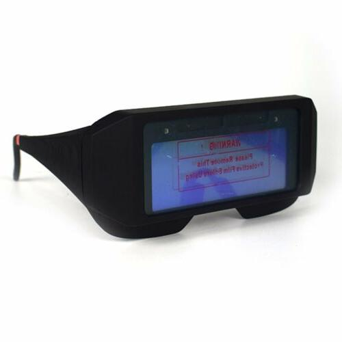 1Pcs Darkening Welding Mask Eyes Goggle Welder