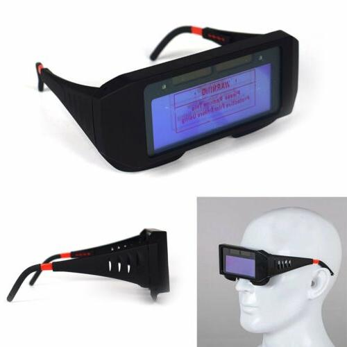Solar Darkening Protective Goggles for Work