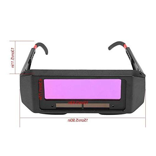 Solar Welding Mask Safety Protective Goggles