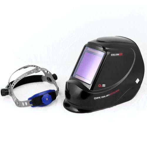 True Color Big Pro Mask Auto-Darkening Helmet