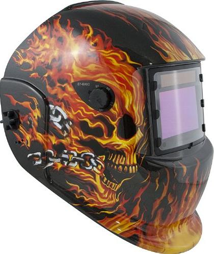 Titan Vaper Powered Helmet