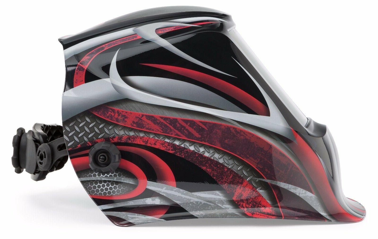 Lincoln Electric Viking Twisted Auto-Darkening Helmet K3248-3
