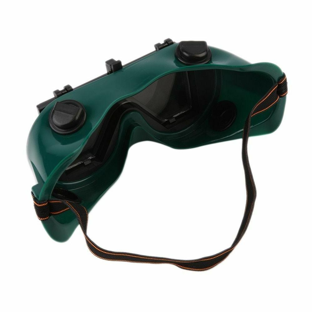 Welding Goggles Cutting Safety Auto Solar 5 Mask Flip