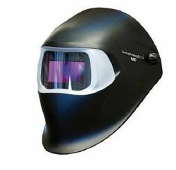 New 3M Speedglas 100 Black Welding Helmet with Auto-Darkenin