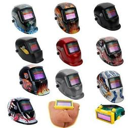 Safety Pro Solar Welder Mask Auto-Darkening Welding Helmet A