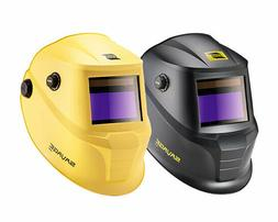 ESAB SAVAGE A40 Auto Darkening Welding Helmet 9-13 Black or