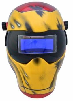 "Save Phace 3012503 ""iron Man"" I-series Welding Helmet"
